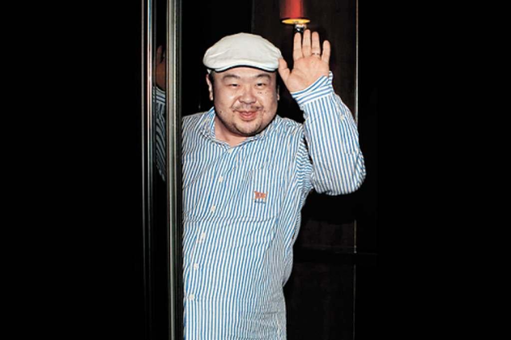 Kim Jong-nam, hermanastro del líder de Corea del Norte. <strong>Foto:</strong> Twitter