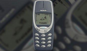 """Vuelve el 3310, el """"indestructible"""" de Nokia"""