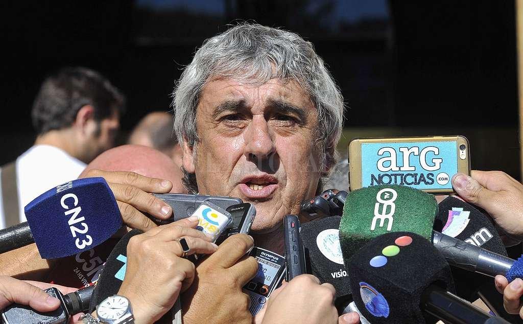 Sergio Romero, secretario General de UDA. <strong>Foto:</strong> Archivo El Litoral