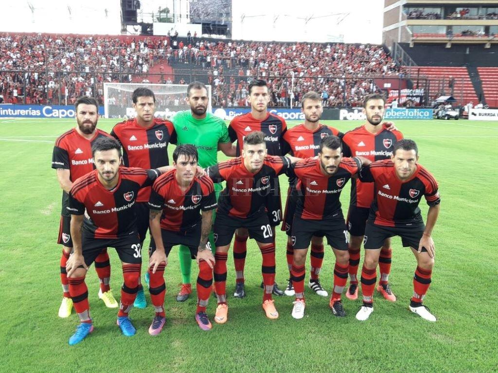 Colón empató 1 a 1 con Newell