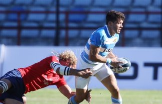 Argentina XV superó a Chile y continúa con su invicto