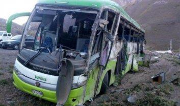 Liberaron a uno de los choferes del colectivo que volcó y provocó la muerte de 19 pasajeros
