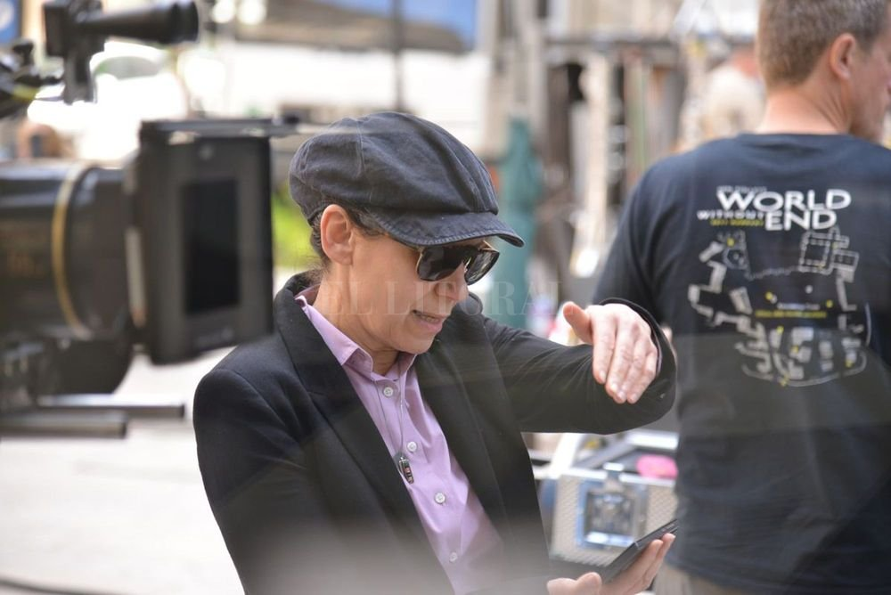 Enyedi explicó que el gran trabajo de su película residió en no hacer ver cuánto trabajo costó hacerla. Gentileza Festival