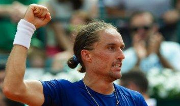 Dolgopolov gritó campeón en Buenos Aires