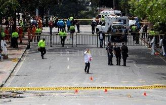 Sospechan que el ELN puso la bomba en Bogotá