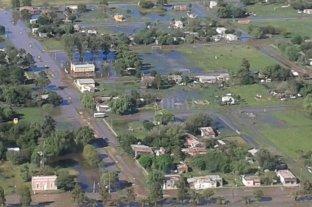 San Cristóbal, 9 de Julio y San Justo afectados por el agua