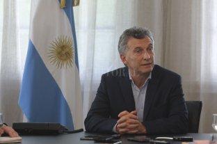 Macri mantendrá reuniones con su gabinete en Olivos