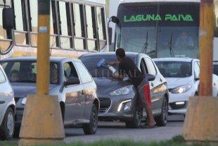 Se reinsertaron 142 ex limpiavidrios, pero sólo se donaron 280 mil pesos