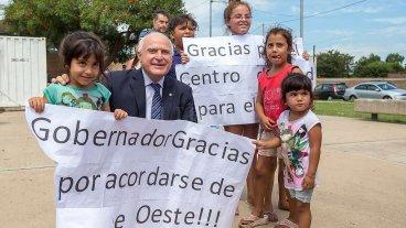 La provincia construirá un Centro de Salud en el barrio Coronel Dorrego
