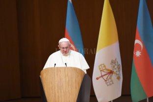 """Francisco: """"Un grupito de individuos no pueden controlar los recursos de medio mundo"""""""