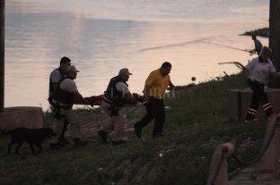 Un hombre se cayó mientras pescaba y está grave