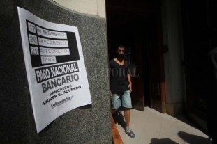 """""""Se evitó un conflicto salvaje con los bancarios"""" -"""