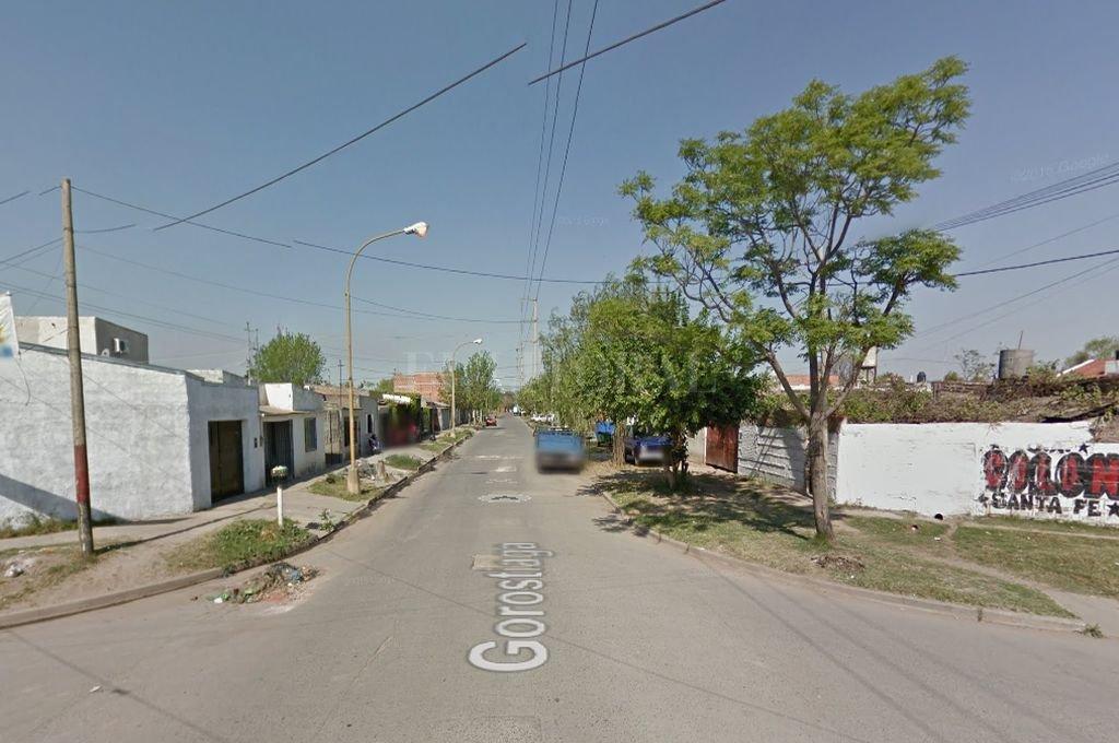 Herido de arma de fuego en Villa Hipódromo -  -