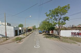 Herido de arma de fuego en Villa Hipódromo