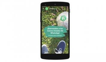 """WhatsApp también se suma a las """"historias"""" de 24 horas"""