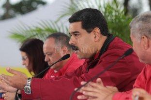 Maduro renovó sus críticas contra Mauricio Macri