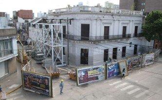 Convenio Comisión para recuperar la Casa del Brigadier y reubicar el Archivo Histórico
