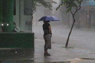 Continúa el alerta por lluvias y tormentas
