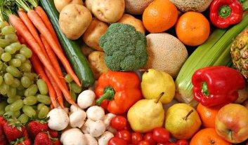 Frutas y verduras, la mejor elección cuando la ciudad es un horno