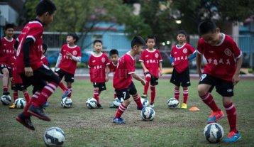 China planea abrir 50.000 escuelas de fútbol hasta 2025