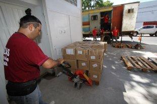 Trasladan los documentos del Archivo Histórico al Intermedio