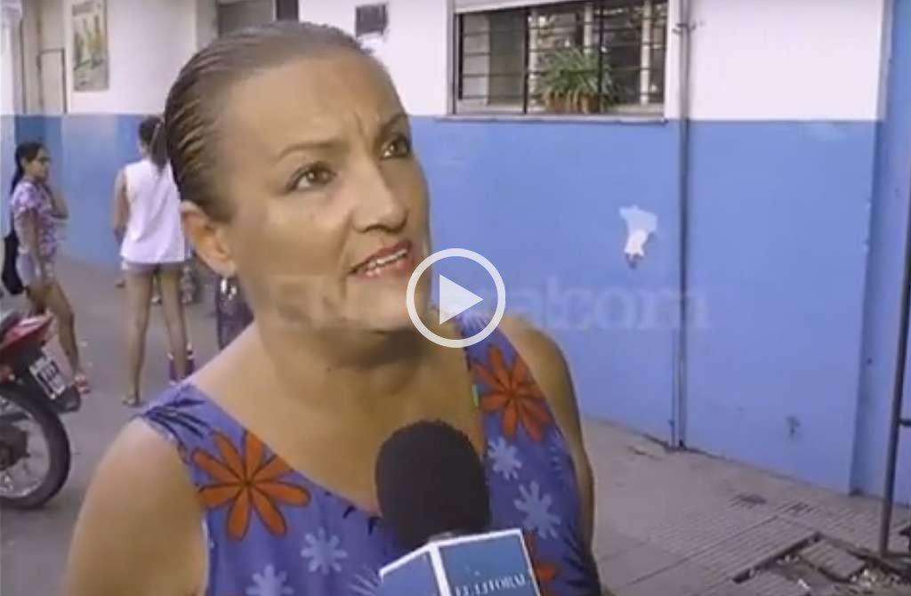 """""""No vemos mucha voluntad del gobierno de dar una propuesta salarial"""" - Patricia Mounier. -"""