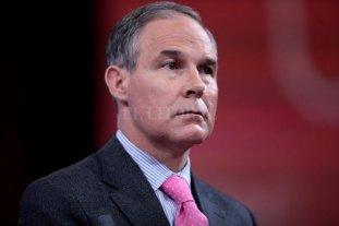 E-mails revelan colaboración de nuevo director de la agencia ambiental de EEUU