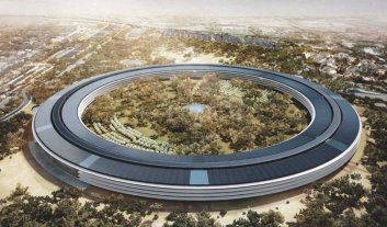 Apple inaugura en abril su nuevo campus -