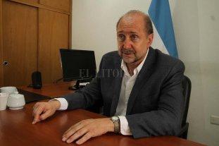 """Perotti: """"Quiero gobernar Santa Fe con una propuesta superadora a la de socialistas y radicales"""" -  -"""