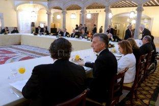 Macri en España: Reunión con Rajoy y conferencia de prensa conjunta