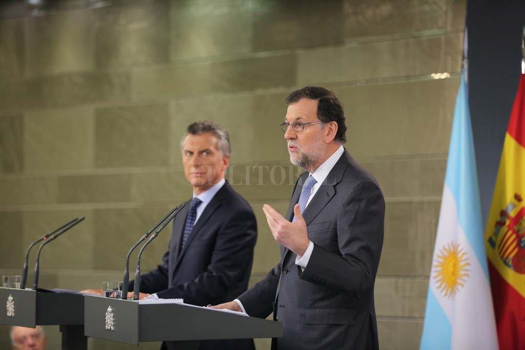 Macri dijo que las paritarias son libre pero pidió tener en cuenta la inflación oficial -  -