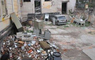 Ex Hospital Italiano: intervendrán el subsuelo y espacios comunes -  -