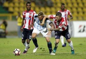 Atlético Tucumán ingresó al grupo 5