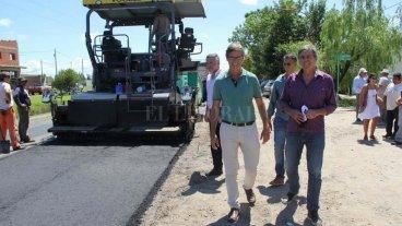 Vialidad provincial analizó los avances de obras y proyectos para el departamento La Capital