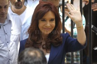 Cristina llamó a acompañar la marcha de la CGT el 7 de marzo