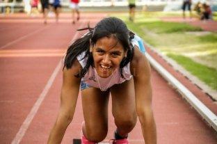 Yanina Martínez vuelve a las pistas tras el oro en Río 2016