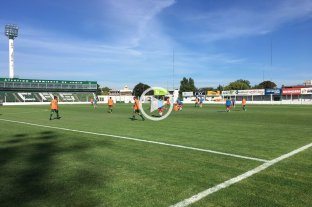 Unión y Sarmiento empataron 1 a  1 en el primer amistoso
