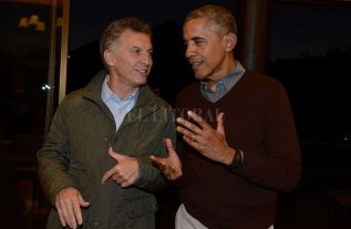 Obama le prometió a Macri que visitará la Argentina en 2018