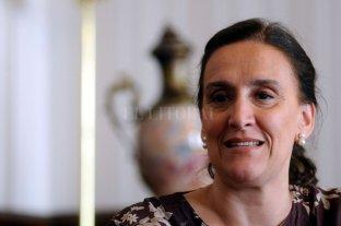 Michetti aseguró que no será candidata en las legislativas