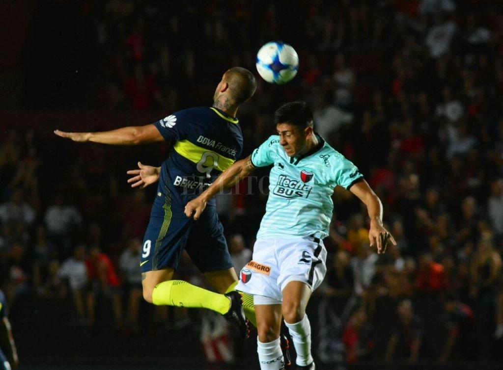 Boca derrotó a Colón por 2 a 1 -  -