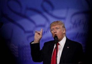 Por su pelea con el periodismo, Trump no irá a la cena de corresponsales