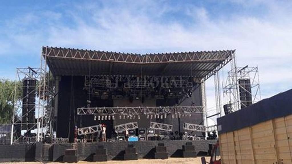 El concierto será reprogramado. Crédito: Fan Page Litoral Rock