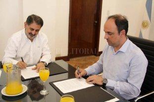 Las ciudades de Santa Fe y Jujuy estrechan lazos de cooperación -  -