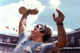 Se cumplen 40 años del debut de Diego Maradona en la selección