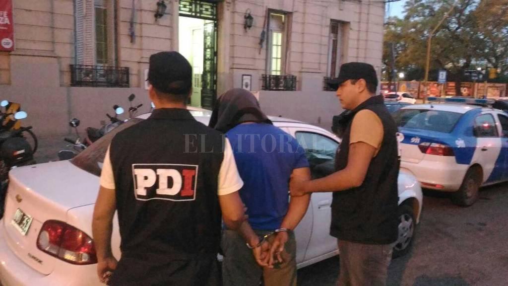 El 6 de diciembre agentes de la PDI apresaron en la terminal de ómnibus de nuestra ciudad al principal sospechoso del crimen, cuando se aprestaba a subir a un colectivo. <strong>Foto:</strong> El Litoral
