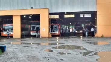 La provincia caducará la concesión de la ruta 33 a Monticas - Oficinas y predio de la empresa Monticas. -