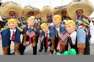 Trump dice que el muro con México no se explicó bien