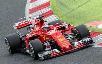 Raikkonen fue el más rápido en los test del segundo día