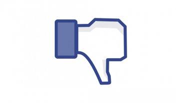 """Llegó el """"no me gusta"""" a Facebook"""