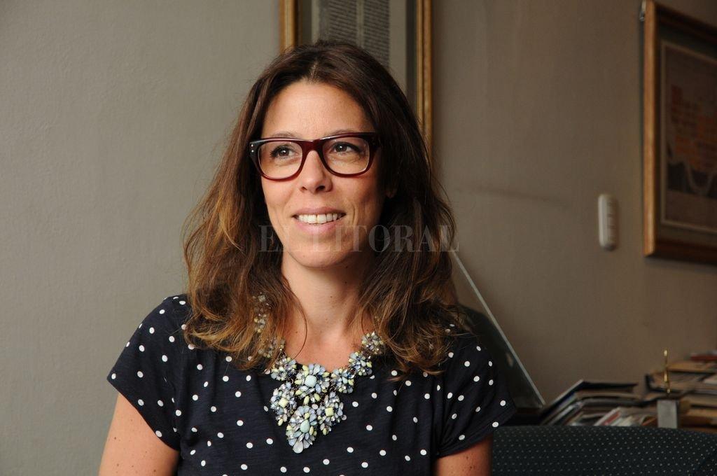 Laura Alonso se va a París. <strong>Foto:</strong> Flavio Raina